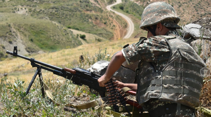 Ադրբեջանի զինված ուժերը Լաչինի շրջանից փորձել են մուտք գործել Հայաստանի տարածք