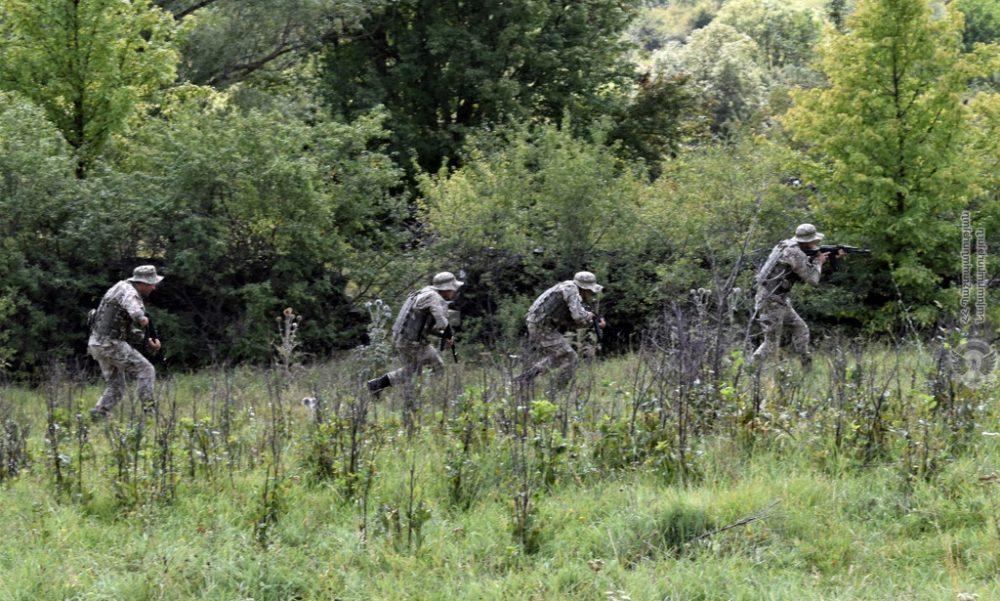Զինծառայողներն անցկացրել են մասնագիտական վարժանքներ