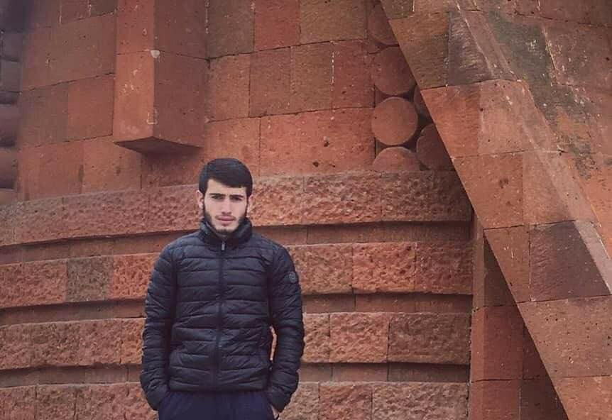 Անմահ Հերոս Մխիթար Կորյունի Գրիգորյան