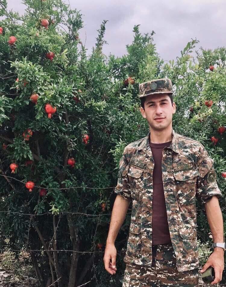 Անմահ հերոս Սարգիս Գևորգյան